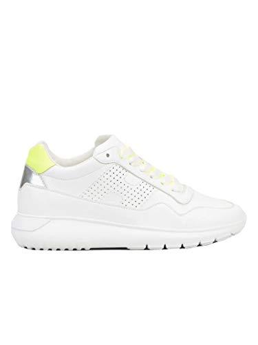 Hogan Luxury Fashion Damen HXW3710CO20N540QZM Weiss Sneakers |