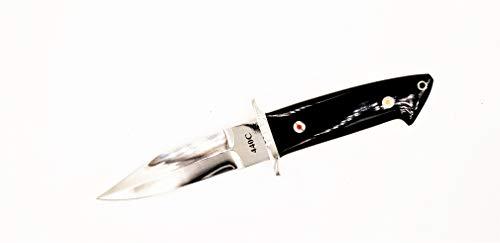 "DKC Knives DKC-UL-115 Batman Knife Loveless Style Custom Hand Made D2 Steel 9.5"" Long 4.75"" Blade & oz Ultraline Series"