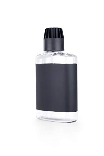 GSI Outdoors Flasque Transparent Noir 283,5 g