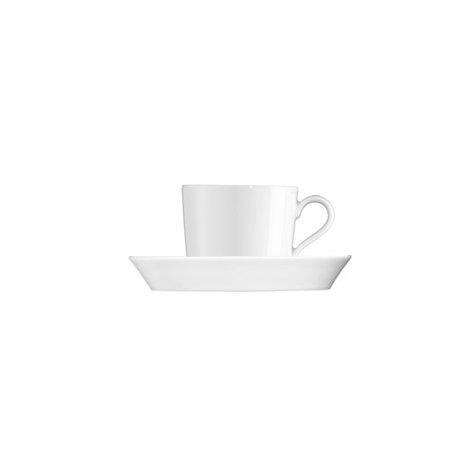 Arzberg Tric Weiss Kaffeetasse 2tlg