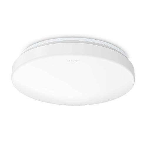 Preisvergleich Produktbild Anten Neutralweiß Deckenleuchte LED 24W / Deckenlampe für Wohnzimmer,  Flur,  Arbeitszimmer mit 4000K~4500K 1920LM-RA> 80[Energieklasse A++]