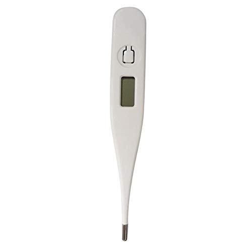 Best Digital Thermometer, Rectal and Oral Thermometer for Adults and Babies,Smart Thermometer High Precision Thermometer for Fever, Accurate and Fast Readings