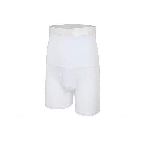 Apoyo a la cintura de los hombres talladora del cuerpo de la cintura que adelgaza las bragas Trainer control masculino de modelado Fajas de Compresión Fuerte forma la ropa interior de las talladoras