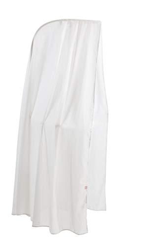 STOKKE® Sleepi™ Himmel – Als Zubehör zum Sleepi Mini Bett – Macht aus dem Sleepi Bett ein schönes Himmelbett – Farbe: White