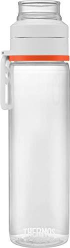 THERMOS Bouteille d'hydratation sans BPA, Eastman Tritan Plastique Orange 710 ML