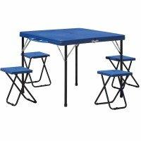 Vette Table Pic Nic Classique Bleu