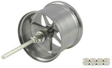 アベイル Avail 17CNQ15R 17カルカッタコンクエストBFS用 浅溝スプール 溝深さ 1.5mm 別売の補助マグネット8個付き
