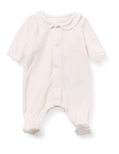 Petit Bateau Baby-Mädchen 5901701 Nachthemd, Fleur, Naissance