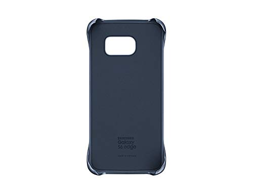 Samsung Handyhülle Schutzhülle Protective Case Cover für Galaxy S6 Edge, schwarz