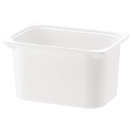 TROFAST caja de almacenamiento 30x23 cm blanco