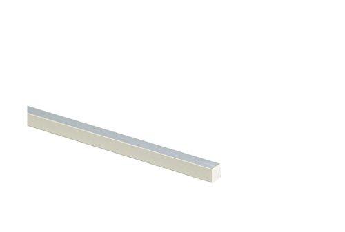 光 アルミ角棒 8角×995mm AS6081