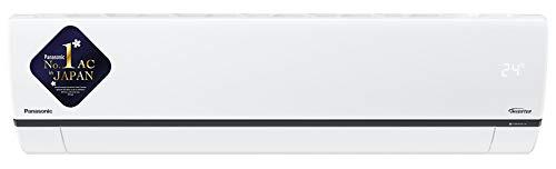 Panasonic 2 Ton 4 Star Wi-Fi Inverter Split AC (Copper,...