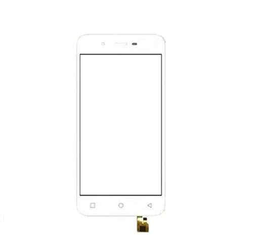 MrSpares Touch Screen digitizer Panel Part for Micromax Canvas Spark Q380 : White