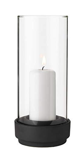 Stelton Windlicht, Glas, 11 cm