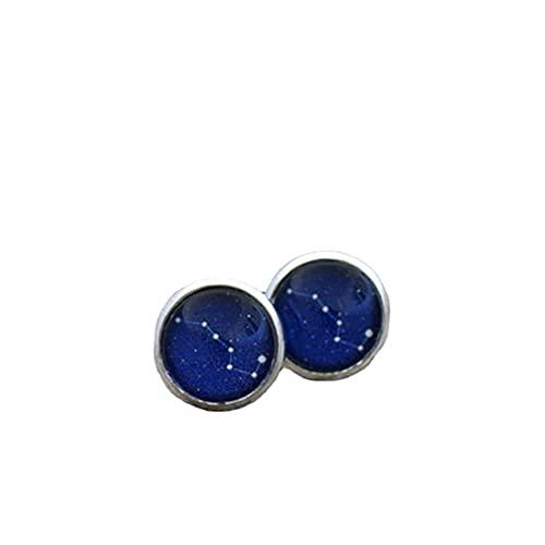 Big Dipper, Pendientes grandes de Dipper, Pernos grandes de Dipper, Ursa Major, Constelación Ursa Major, Estrella del Norte, Polaris