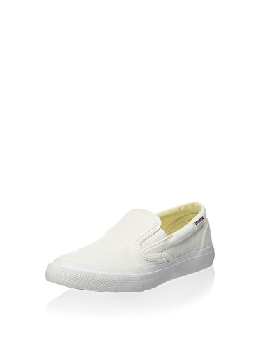 Converse Unisex-Kinder All Star Core Slip Canvas Slip-On, weiß, 37 EU