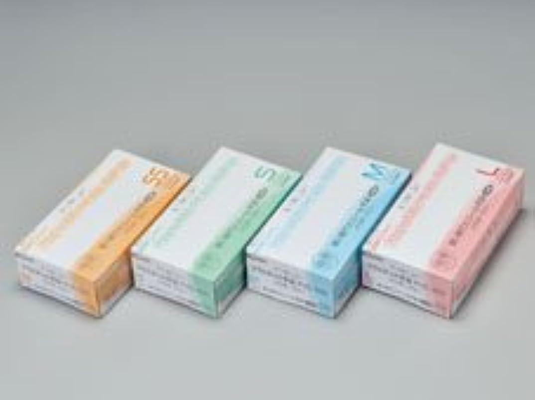 バーゲン臭い突き刺すエクセレントプラスチック手袋PVC-100 パウダーフリー S (100枚入)