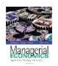 Managerial Economics by McGuigan, James R., Moyer, R. Charles, Harris, Frederick H.d. (Cengage Learning,2010) [Hardcover] 12th Edition