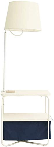 Vloerlamp - Eenvoudige Moderne Slaapkamer Slaapkamer Woonkamer Mobiele Telefoon Draadloze Opladen Koffietafel Vloerlamp