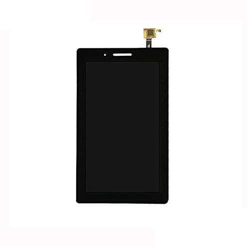 Screen replacement kit 7 Inch Fit For Lenovo TAB3 TB3-710F LCD Display And Touch Screen Digitizer Assembly Repair kit replacement screen (Color : Black)
