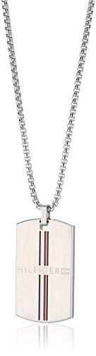 Tommy Hilfiger Jewelry Herren Ketten mit Anhänger & Edelstahl - 2790017