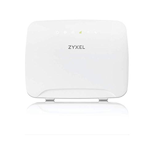 ZyXEL AC1200 4G LTE Wireless Router with SIM Slot Unlocked 300Mbps Lte-A No...