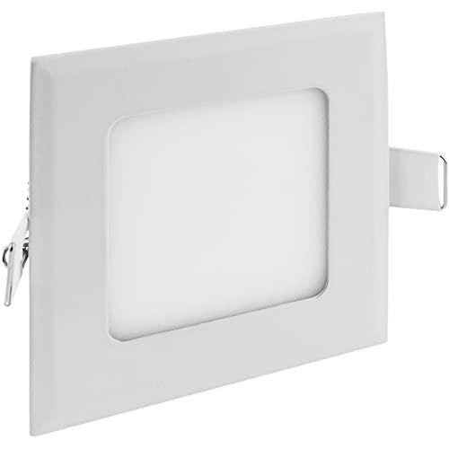 Cablematic - Panel LED cuadrado downlight de 190mm 15W blanco frío día