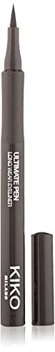 KIKO Milano Ultimate Pen Eyeliner - 02 | Stylo Eye-Liner Longue Tenue
