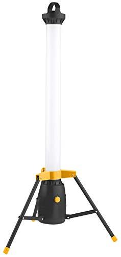 Northpoint LED Turm Baustrahler Arbeitsstrahler 360° 50W 110cm hoch 5000K Lichtfarbe Tageslichtweiß Farbwiedergabewert Ra>90 dimmbar