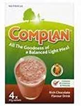 Complan Chocolate Flavour 4 Sachets by Complan Estimated Price : £ 5,59