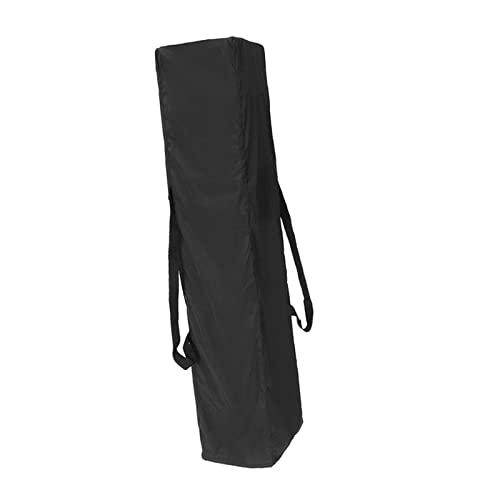 Colcolo Großer Hochleistungs-Aufbewahrungsbehälter mit 2 Griffen Outdoor-Zelt-Aufbewahrungstasche Große Kapazität verschleißfeste Reisetasche Handtasche - 34cm