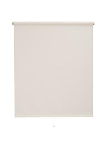 Sunlines HWA10206 Springrollo Energie, Stoff, weiß/silber, 162 x 180 cm