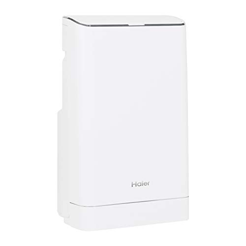 Haier 13,500 BTU Portable Air Conditioner humidty-Meters