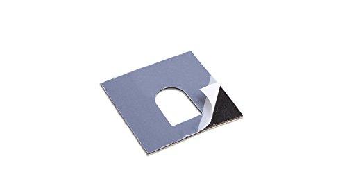 Rubi 4999 kleefpads Easy aardewerk, 20 stuks, grijs, set