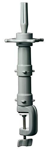 Comair 3010060D Übungskopfhalter mit 2 Verlängungen, grau