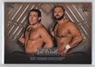The Brain Busters #61/99 (Trading Card) 2016 Topps WWE Undisputed - Tag Teams - Bronze #UTT-5