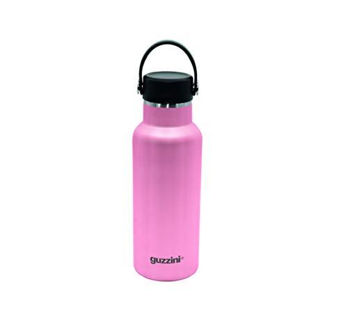 Guzzini 11825035 Bottiglia Termica Acciaio 500cc Rosa, Colore, GUZ103