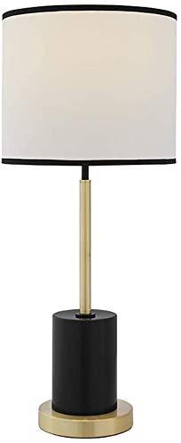 DJSMtd Nórdico Minimalista Sala de Estar la Tabla Decorativa Dormitorio de la lámpara lámpara de Mesa lámpara de cabecera E27 Fuente de luz