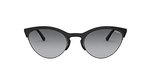 Vogue Damen 0vo5287s Sonnenbrille, Negro, Gris (Black/Grey Gradient), 57