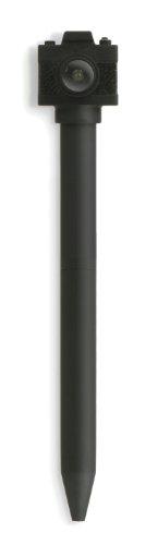 Kikkerland Camera LED Ballpoint Pen (4415C)