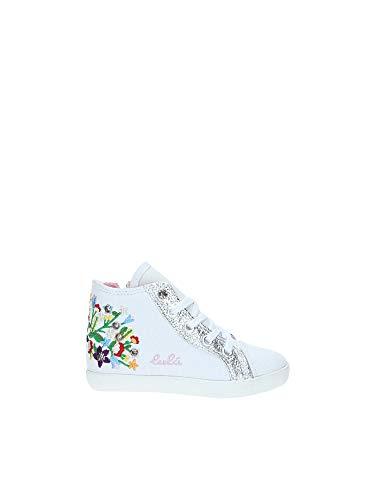 Lulù LV050008T Sneakers Bambino Bianco 23