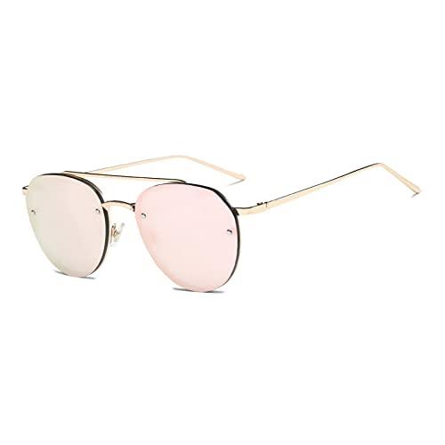 LUOXUEFEI Gafas De Sol Gafas De Sol Hombre Gafas De Sol Para Hombre Conducir Gafas Sin Montura Gafas