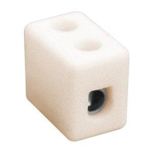 Regletas de conexión cerámica 1 Polo Electro DH 10.735/1 8430552137176
