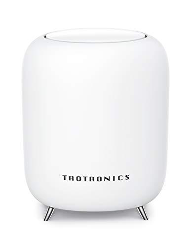 TaoTronics Ultra Speed Mesh-WLAN-System mit 3000 MBit/s Geschwindigkeit AC3000 Tri-Band Mesh Router bis zu 230m² Abdeckung & 200 Geräten Heimnetz-Komplettlösung 4 Gigabit 1 USB 3.0 Ports