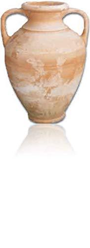Amphoren, rechtstreeks uit Italiaans terracotta, bloempot, plantenbak, buitenpot, absoluut vorstbestendig, handwerk Höhe 100cm Anfora con Manici Grande