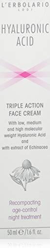 L  erbolario Crema Da Notte Con triplo effetto, 1er Pack (1X 50ML)
