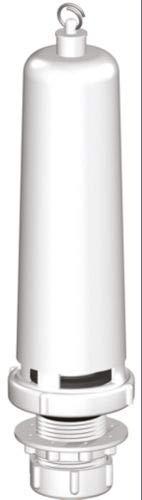 Idrospania 28002 Descargador de Cisterna Alta, Blanco