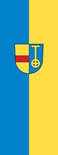 magFlags Drapeau Hügelsheim   Portrait Flag   6m²   400x150cm