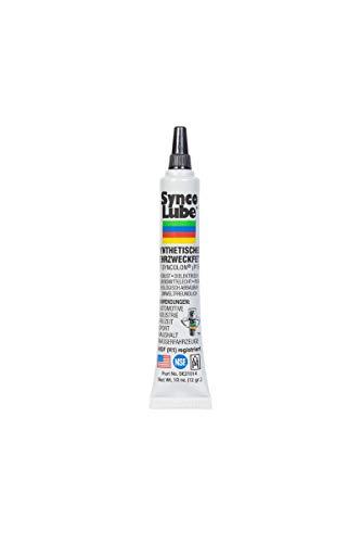 Synco Lube Super DE 21014 Syntetisches Mehrzweckfett m. Syncolon (PTFE) 12gTube