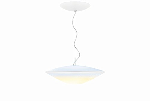 Philips Hue Phoenix Dimmable LED Smart Pendant Light, Opal White (Requires Hue Hub, Works with Amazon Alexa, Apple HomeKit and Google Assistant)